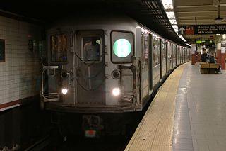 6 (New York City Subway service) New York City Subway service