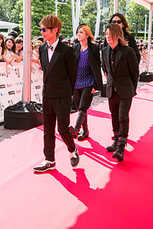 Description de l'image MTV VMAJ 2014 Glay.jpg.