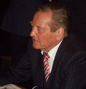 Gerhard Mayer-Vorfelder - Gerhard Mayer-Vorfelder, 2009