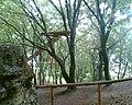 Małpi gaj - tor przeszkód w pobliżu zamczyska czyli Park AdrenaLina - panoramio.jpg