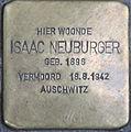 Maastricht Achter het Vleeshuis 35 - Isaac Neuburger.JPG