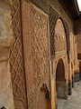 Madrasa ben Yusuf patio 17.jpg