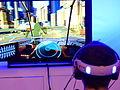 Madrid Games Week, PlayStation VR, Madrid, España, 2015.JPG