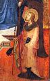 Maestro del 1416, madonna col bambino e in trono e 4 santi, 1410-15, 07.JPG