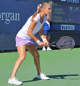 Magdalena Rybarikova at the 2010 US Open 02.jpg