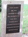 Magdeburg FH Laz. Tote 1974 Tafel.JPG