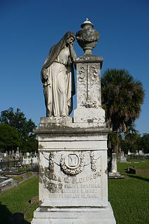 Magnolia Cemetery (Mobile, Alabama) cemetery in Mobile, Alabama