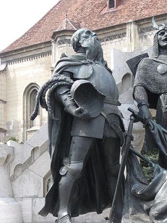 Blaise Magyar - Blaise Magyar (Matthias Corvinus Monument)