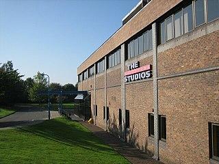 The Maidstone Studios Television studio complex in Kent, England