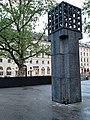Maifeiertag2020 am Platz der Opfer des Nationalsozialismus in München 20200501 200914.jpg