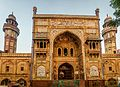 Main Door and Entrance of Wazir Khan Mosque.jpg