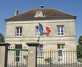 Mairie de Mortefontaine