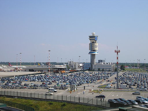 Malpensa-tower