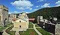 Manastir Manasija, crkva i utvrđenje.jpg