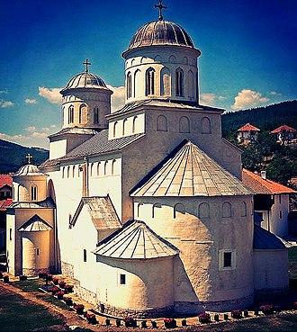 Prijepolje - Mileševa monastery