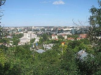Seven hills of Iași - Image: Manastirea Galata 20