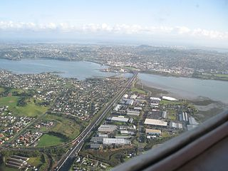 Mangere Bridge (bridges)
