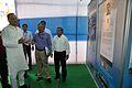 Manish Gupta with NCSM Dignitaries Visit Mobile Science Exhibition - Inaugural Function - MSE Golden Jubilee Celebration - Science City - Kolkata 2015-11-17 4927.JPG