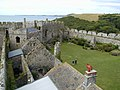 Manorbier Castle - geograph.org.uk - 409913.jpg