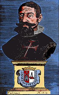 Manuel de Faria e Sousa Portuguese writer and historian