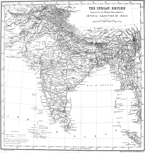 Map-The Indian Empire-Prepared for William Wilson Hunter's-Imperial Gazetteer of India.png