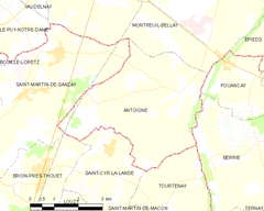 Map commune FR insee code 49009.png