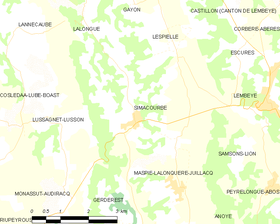 Map commune FR insee code 64524.png