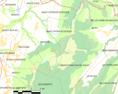 Map commune FR insee code 73264.png