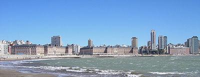 Mar del Plata panorámica