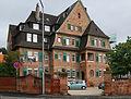 Marburg Wolffsches Hospital Stifstraße 26, gesehen von Stiftstraße 24.jpg