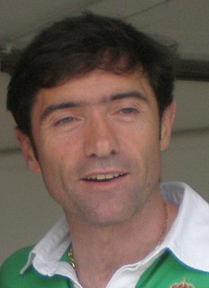 Marcelino García Toral Spanish football player/manager