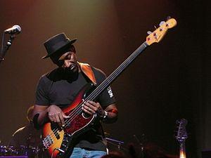 Marcus Miller - Miller in Brussels, Belgium, 2007