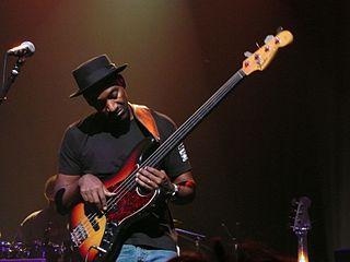 Marcus Miller jazz musician