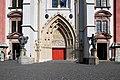 Mariazell - Basilika, Portal.JPG