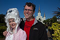Marie Antoinette with Wheresandrew on Halloween in the French Quarter, New Orleans.jpg