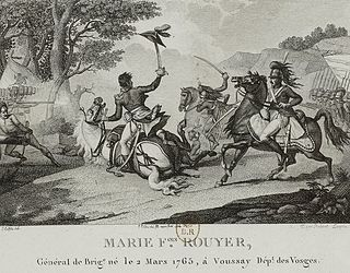 Marie François Rouyer French general during the Napoleonic Wars