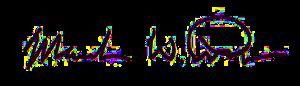 Mark Everson - Image: Mark Everson signature