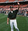 McGwire with the A's, 1989