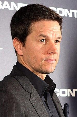 Schauspieler Mark Wahlberg