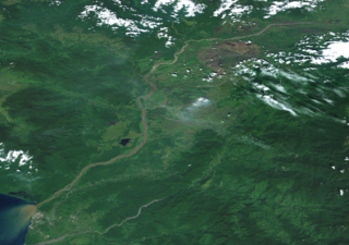 river in Papua New Guinea