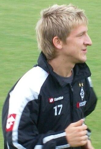 Marko Marin - Marin with Borussia Mönchengladbach in 2007