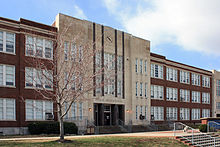 Martin Luther King High School 2009.jpg