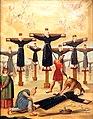 Martyrs of Nagasaki - a painting from Prague.jpg