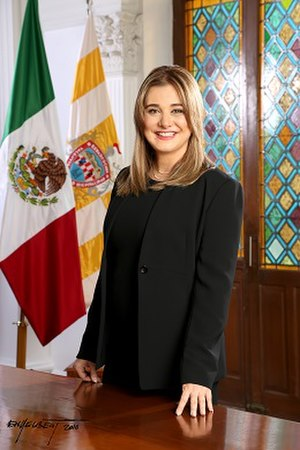 María Eugenia Campos Galván - Image: Maru Campos