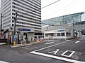 Marunouchi Kajibashi Parking Lot Entrance 2017.jpg