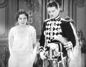 The Royal Bed - Mary Astor and Hugh Trevor