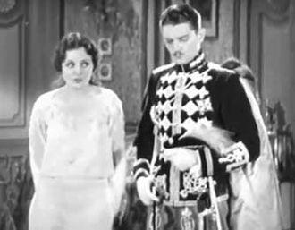 The Royal Bed - Mary Astor and Hugh Trevor
