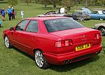 Maserati 4-porte 3217cc registered October 1998 rear three quarters.JPG