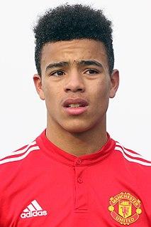 Mason Greenwood English association football player