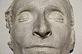 Masque mortuaire de Blaise Pascal, 1662, Bibliothèque de la Société de Port-Royal - Exposition Blaise Pascal à la Bibliothèque nationale de France.jpg